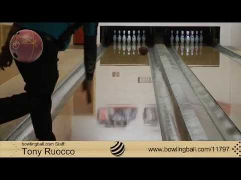 bowlingball.com Hammer Burgundy Bowling Ball Reaction Video Review