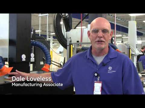 Auburn, Alabama GE Aviation Jet Engine Components Factory Tour