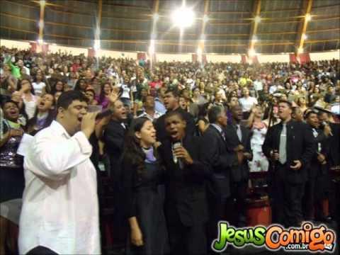 UMADECRE 2012 - 18 a 21 de Fevereiro - Grande Templo - Cuiabá/MT