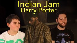 Harry Potter Music Indian Tribute | Tushar Lall | The Indian Jam Project Reaction- Head Spread