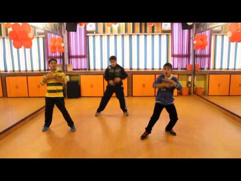 party all night - boss - step2step dance studio mohali-chandigarh...