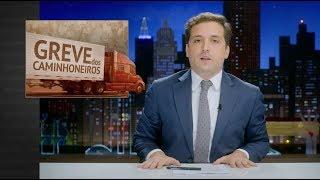 GREG NEWS com Gregório Duvivier | GREVE DOS CAMINHONEIROS