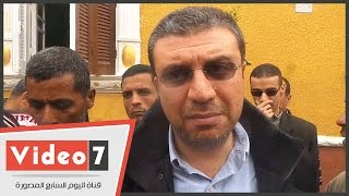 """الفيديو..عمرو الليثى بافتتاح مشروع """"أولاد يحيى"""": المنازل أصبحت مهيئة لحياة آدمية"""