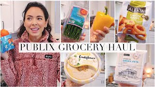 Publix Healthy Grocery Haul!