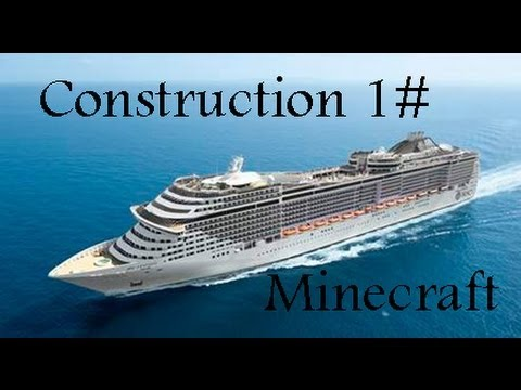 Minecraft Construction D'un