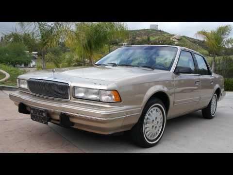 1994 Buick Century 3100 Sedan 6 Cyl 29.000 Orig Miles