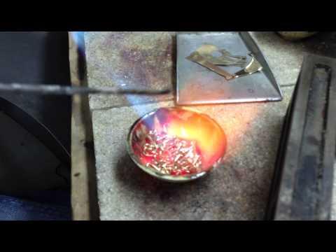 Золото расплавить в домашних условиях 32