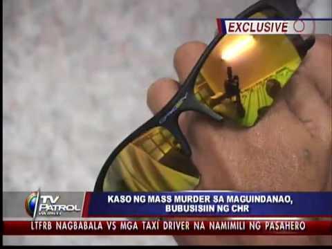CHR to probe other Ampatuan atrocities