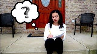 WRITTEN THOUGHTS- Inspirational Short Film (film genre)
