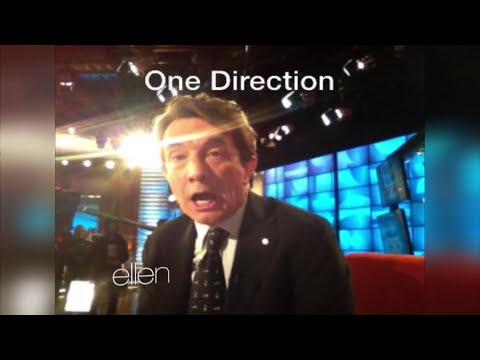 Heads Up! Martin Short Gives Clues to Ellen