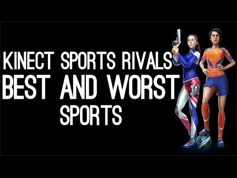 Kinect Sports Rivals Gameplay Preview: All Sports - Best and Worst