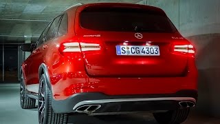 Mercedes-AMG GLC 43 (367hp) - pure SOUND (60FPS)
