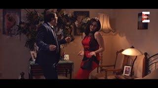 مسلسل هربانة منها - مشهد كوميدي لرقص مصطفى خاطر شرقي مع ياسمين عبد العزيز