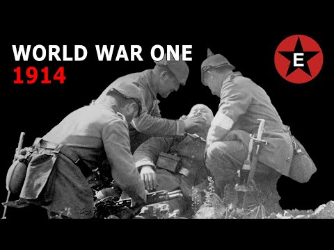 Epic History: World War One - 1914
