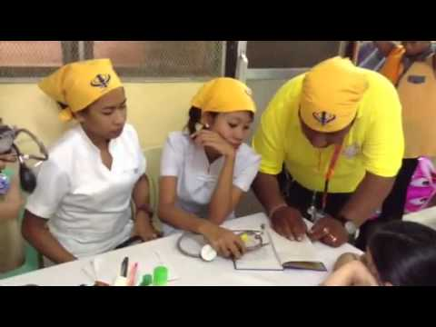 Bp Check Up Camp At Jagat Sudhar Indian Sikh Temple Santiago City Philippines video