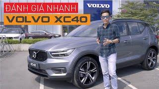 Volvo XC40 2019: Xe của năm có gì hay? Đánh giá nhanh | Whatcar.vn