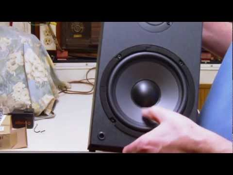 Dayton B652 Speakers and Lepai LP-2020A+ Amp unbox. install. and review. by KV5R