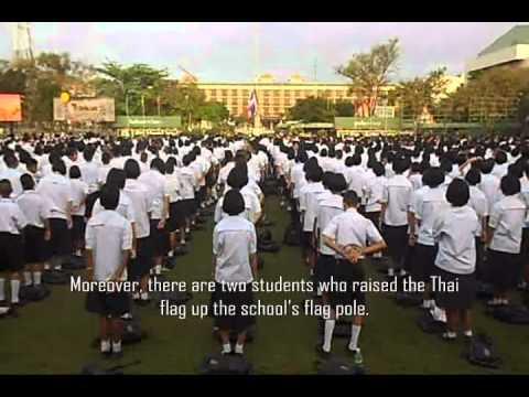 The Thai National Anthem.wmv