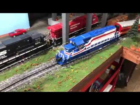 O Scale Layout  Review December 8th 2017