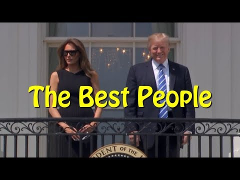 President Trump's Best People | NYT Opinion