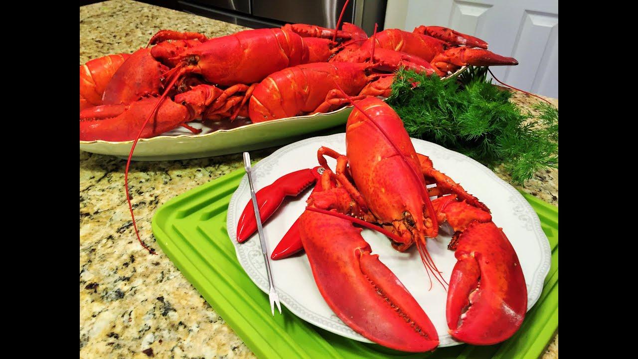 Как готовить лобстеров и омаров Выбираем и готовим омаров Продукты 52