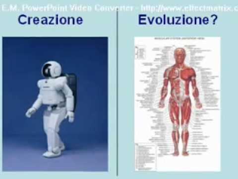 Creazione o evoluzione? Chi ragiona lo sa!