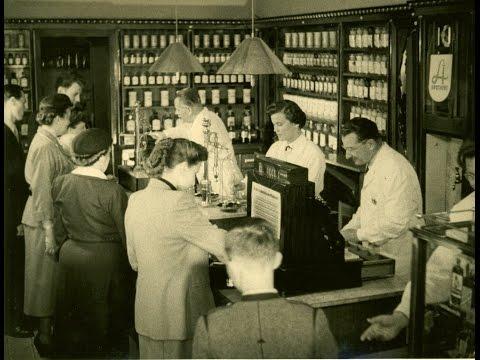 Apotheker: Hüter Der Gesundheit (Kurzfilm Aus Dem Jahr 1952)