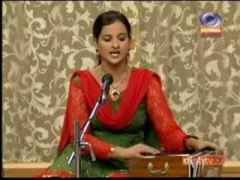 Daler Kaur ( Chan Kithan Gujari Aayi Raat ) video