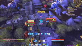 How to [Direhorn in a China Shop] - Escornante em loja de porcelana - World of Warcraft