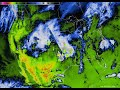 May 9, 2015 - Snow storm, severe weather & Tropical Storm Ana