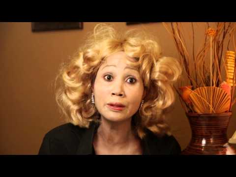Barbara Walters/V Stiviano Parody PART 2 of Donald Sterling Story