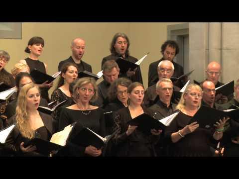 Ensemble Corund performs Maurice Duruflé: Notre Père