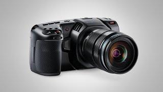 Blackmagic Design Announces Blackmagic Pocket Cinema Camera 4K at NAB 2018