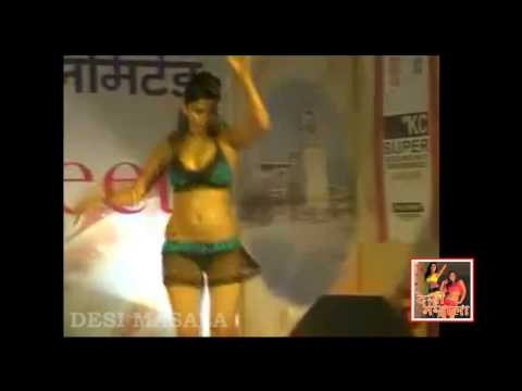 Hot Sexy Bhojpuri Stage Arkestra Dance