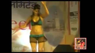 Hot Sexy Bhojpuri Stage Arkestra Dance