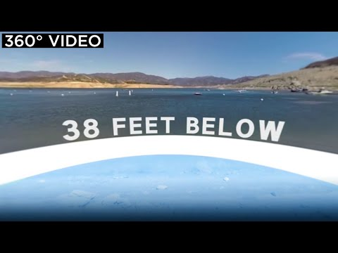 360 Video: California Drought