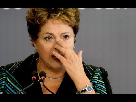 Brasil: Dilma Rousseff llora por violación de los DD.HH.