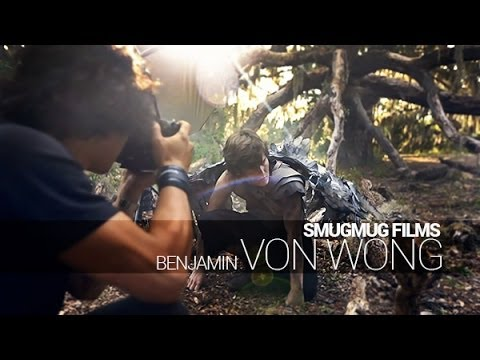 Benjamin Von Wong - Creativity Is A Way Of Life