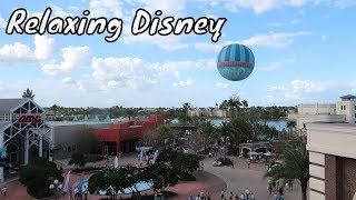 Disney Springs Relaxing Video/Screensaver - Walt Disney World