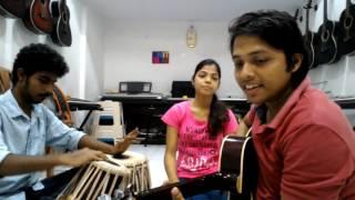 Gum hai kisi ke pyaar mein|Kishore Kumar live
