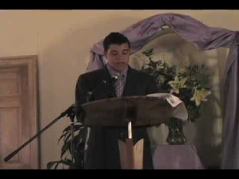 Connecticut Friends School Graduate Speech