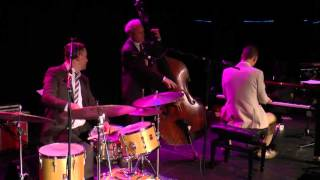 Trio Peter Beets - Chopin meets the Blues @ Goois Jazzfestival 2015 - Prelude in E minor