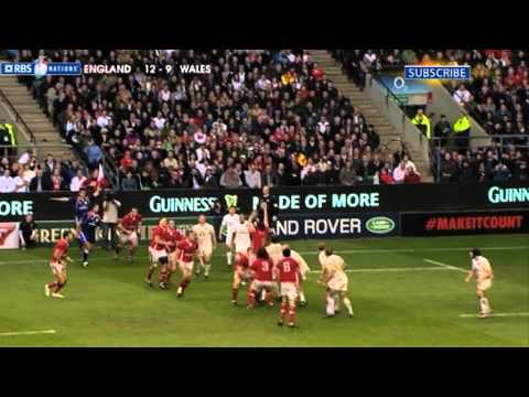 Grand Slam Years:  Wales 2012 - Wales v England