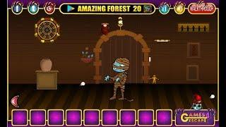 Halloween Party House Escape 12 Walkthrough [Games4Escape]