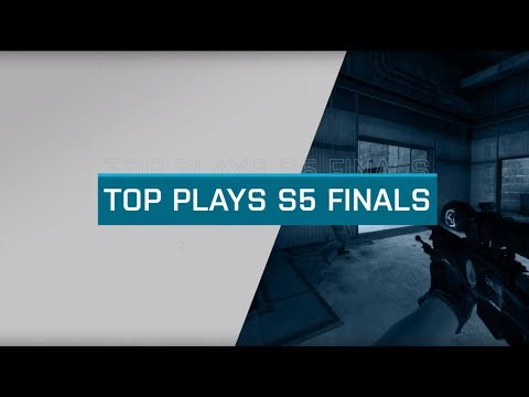 CS:GO - Top Plays: ESL Pro League Season 5 Finals