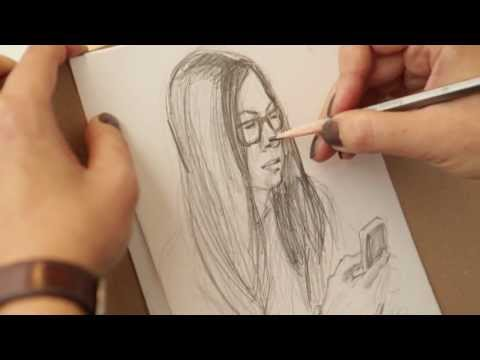 Видео как научиться рисованию