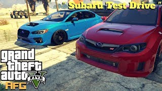 GTA 5 Roleplay - Test Drive Some Subarus And Doesn't Go Planned - Ep. 93 - CV