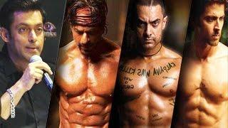 Salman Khan MOCKS Hrithik Roshan & Shahrukh Khan on Bigg Boss 8