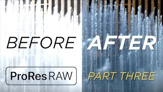 ProRes RAW Part 3: How to Edit and Grade ProRes RAW Footage