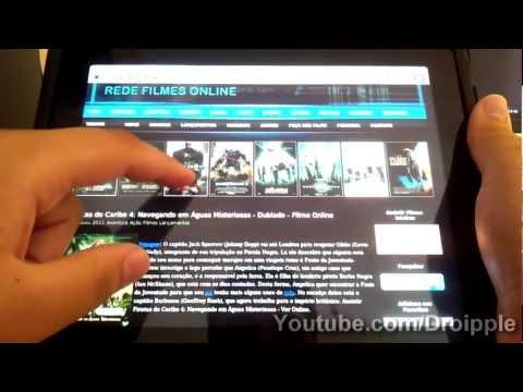Como Assistir Filmes Online - iPad / iPhone